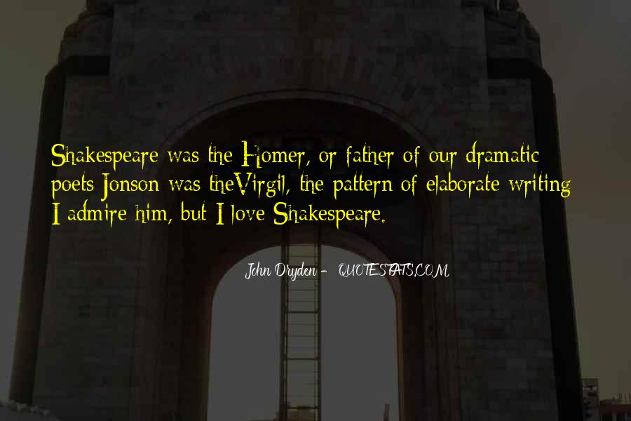 Shakespeare On Writing Quotes #479898