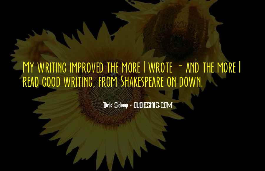 Shakespeare On Writing Quotes #481566