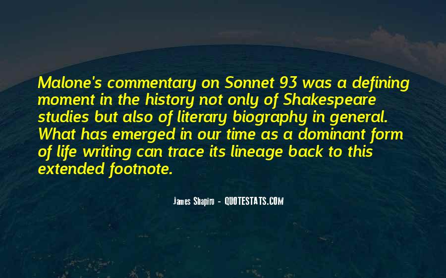 Shakespeare On Writing Quotes #614952
