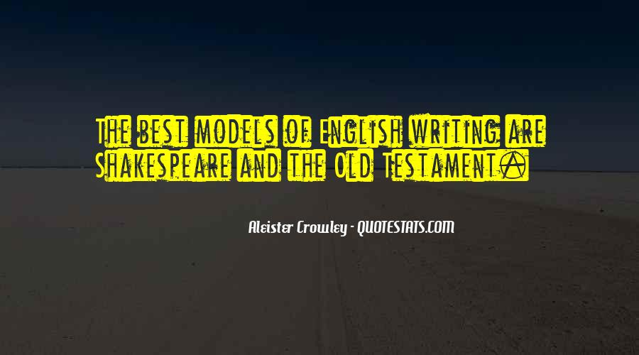 Shakespeare On Writing Quotes #701852