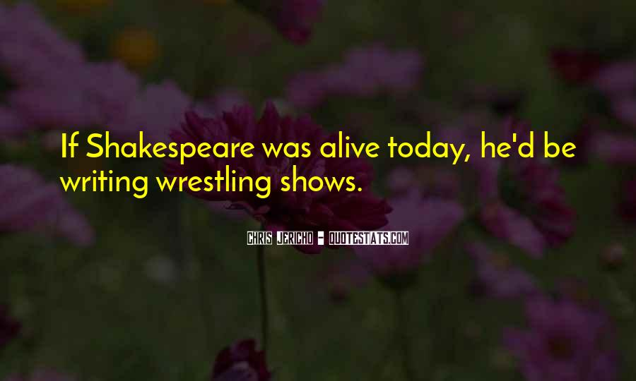 Shakespeare On Writing Quotes #731742