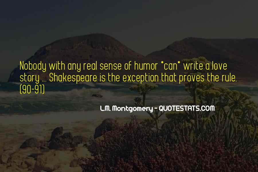 Shakespeare On Writing Quotes #90414
