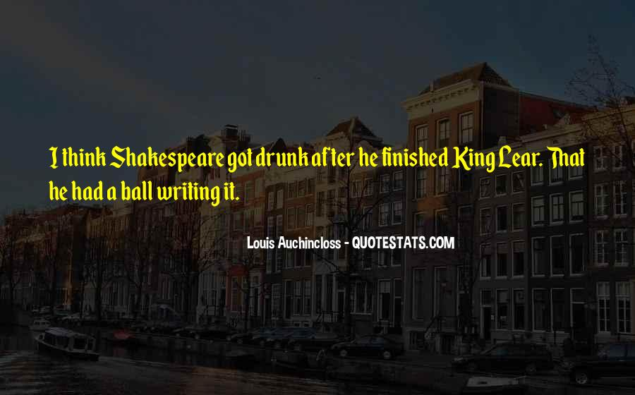 Shakespeare On Writing Quotes #918732