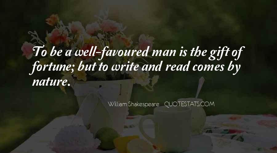 Shakespeare On Writing Quotes #980663
