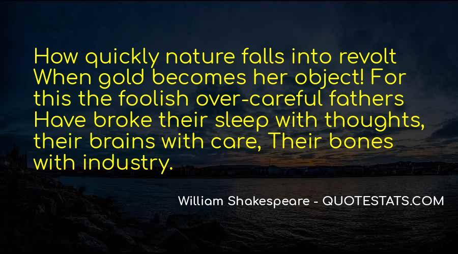 Shakespeare Sleep Quotes #1082520