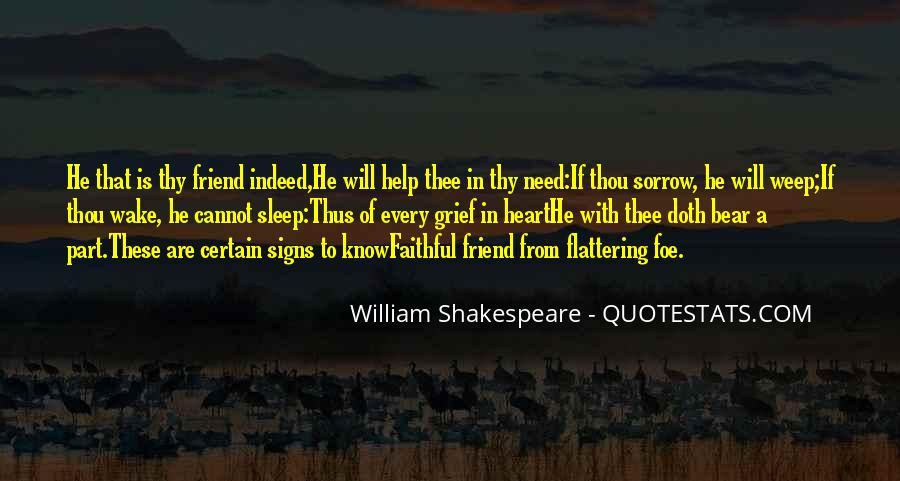 Shakespeare Sleep Quotes #1430630