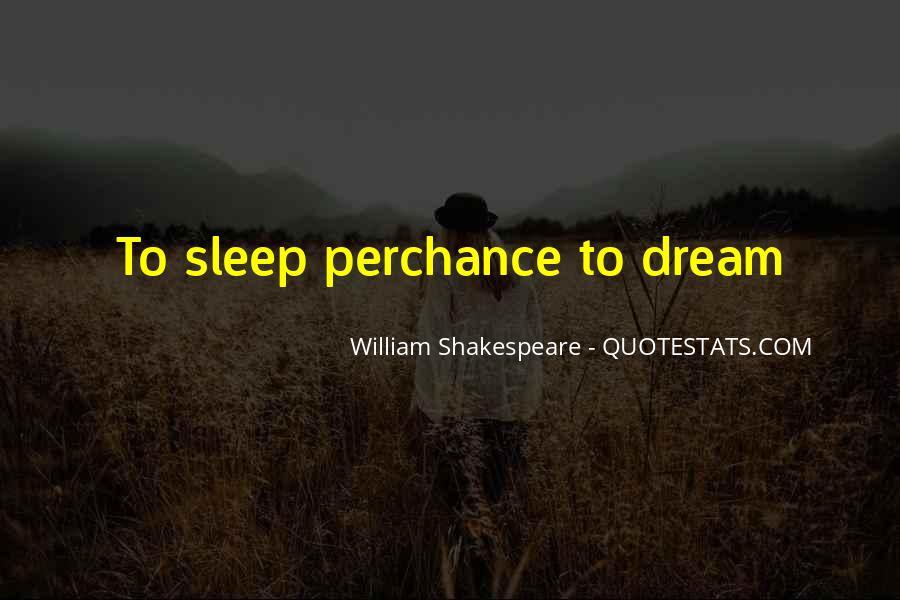 Shakespeare Sleep Quotes #1681834
