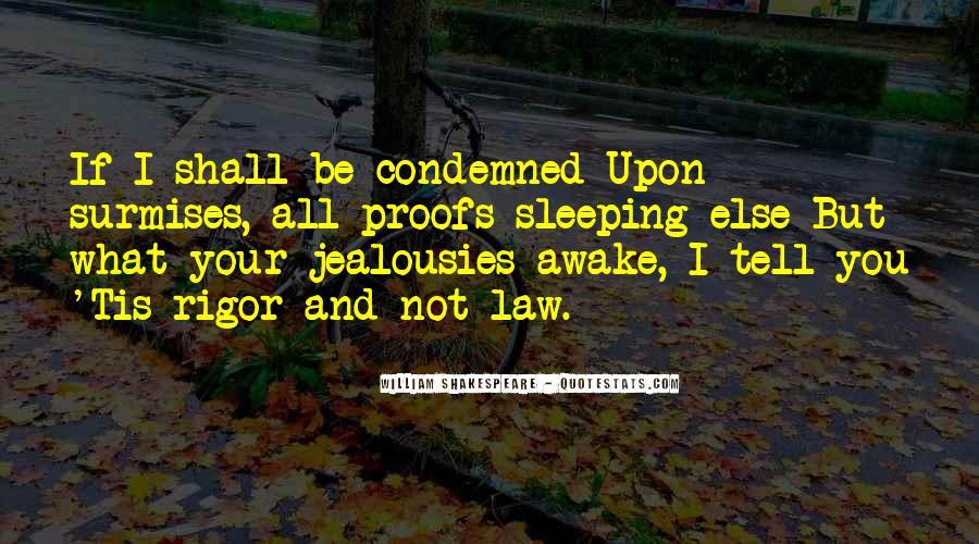 Shakespeare Sleep Quotes #1866870