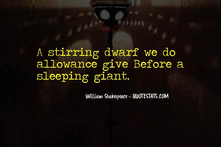 Shakespeare Sleep Quotes #236140