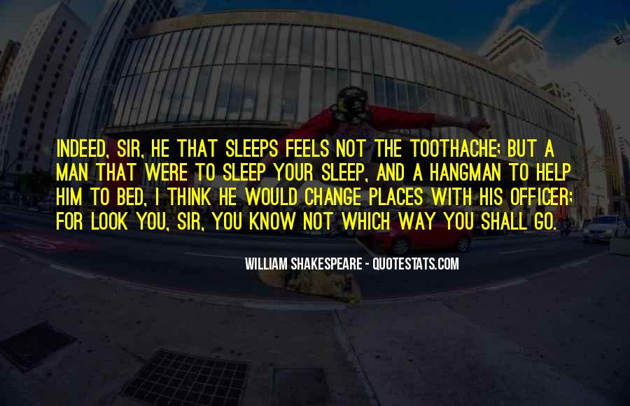 Shakespeare Sleep Quotes #251364