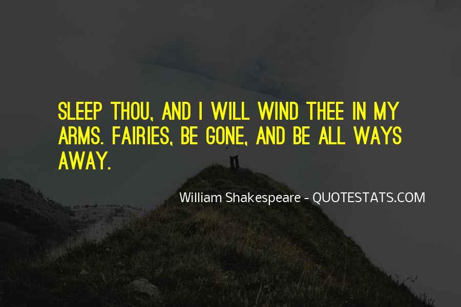 Shakespeare Sleep Quotes #446010