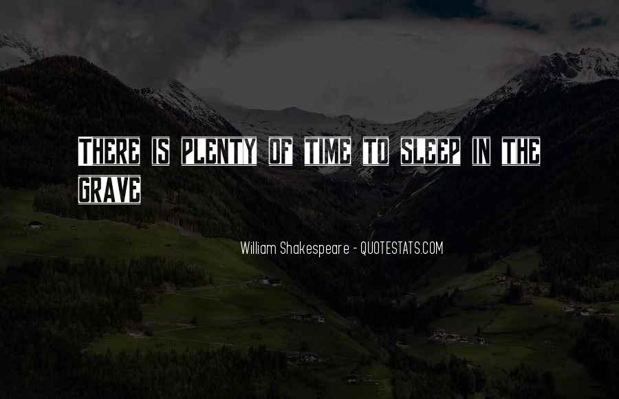Shakespeare Sleep Quotes #480003