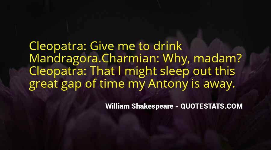 Shakespeare Sleep Quotes #699412