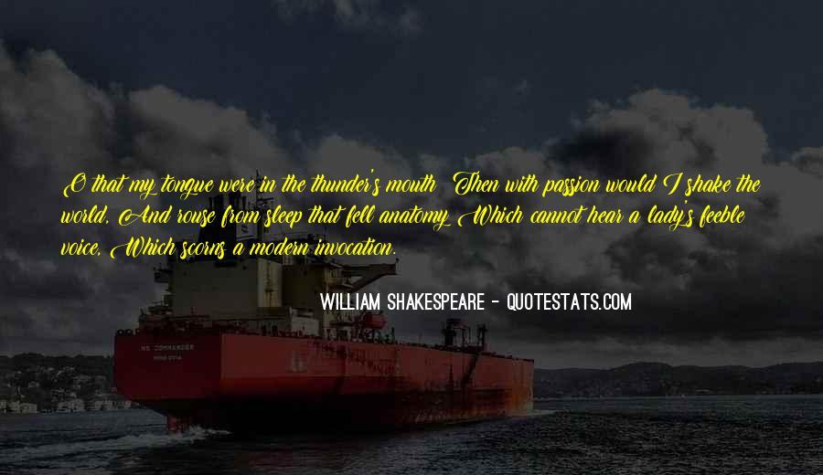 Shakespeare Sleep Quotes #908444