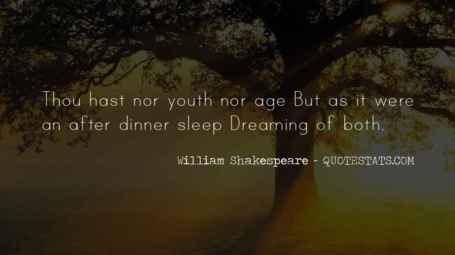 Shakespeare Sleep Quotes #920053