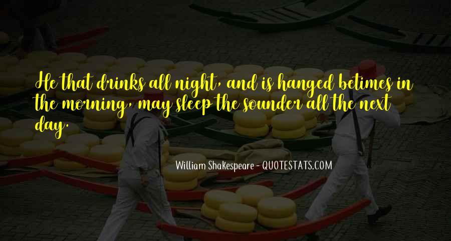 Shakespeare Sleep Quotes #926422