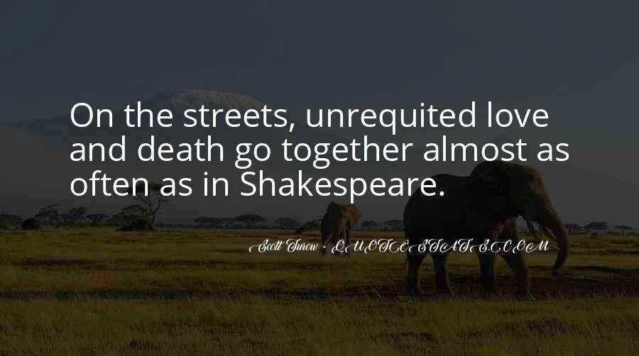 Shakespeare Unrequited Quotes #1234380