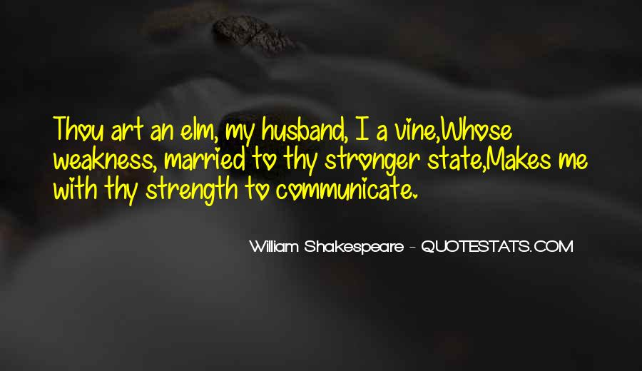 Shakespeare Weakness Quotes #462718