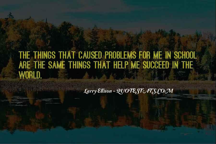 Quotes About Larry Ellison #1004200