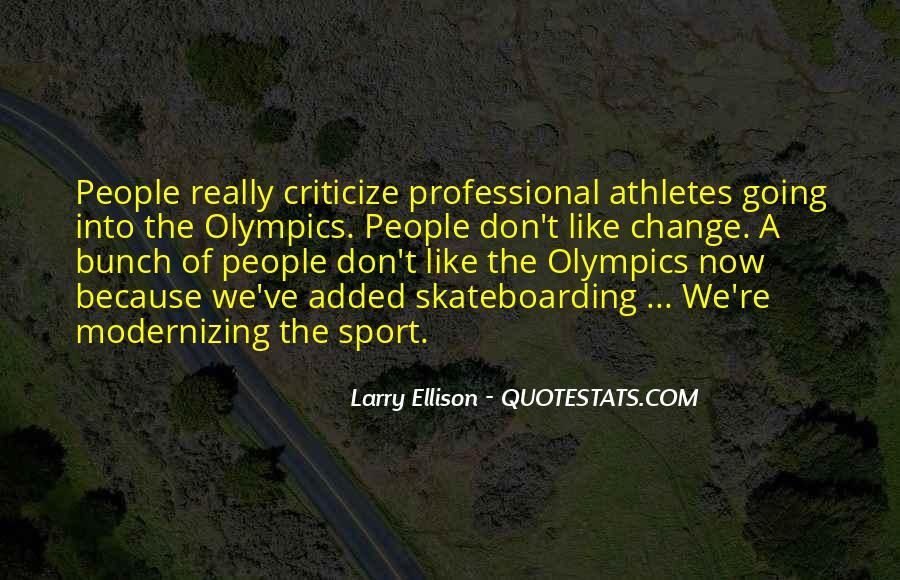Quotes About Larry Ellison #1016506