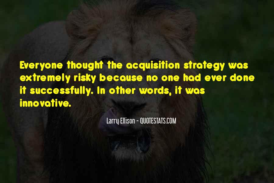 Quotes About Larry Ellison #1064794