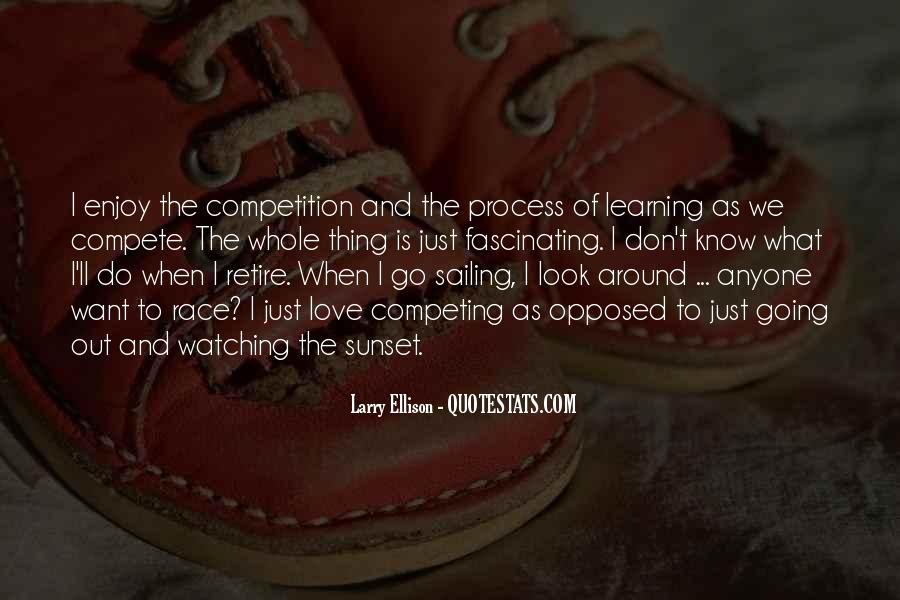 Quotes About Larry Ellison #113491
