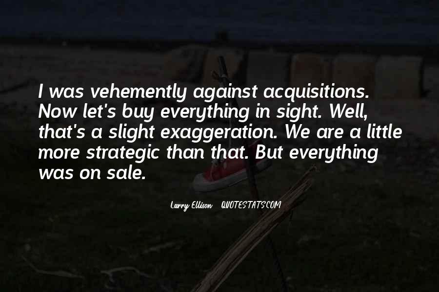 Quotes About Larry Ellison #1149089