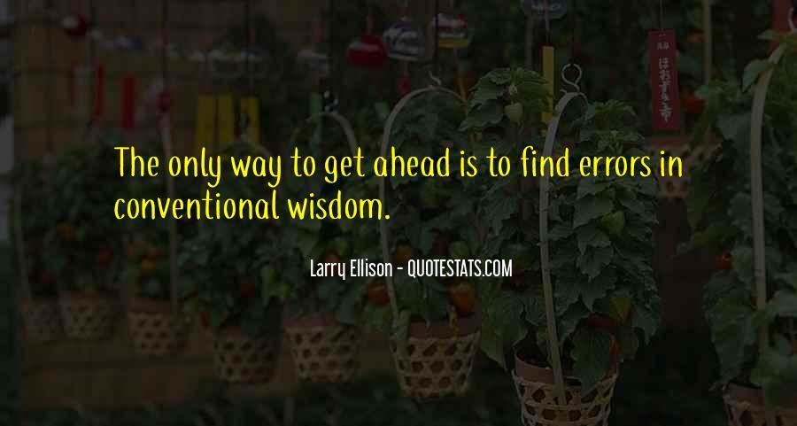 Quotes About Larry Ellison #1196314