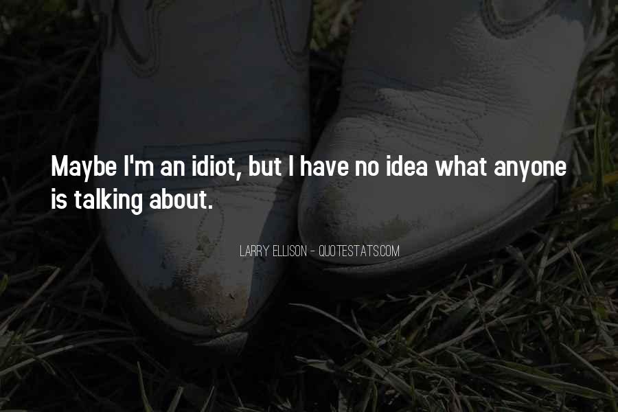 Quotes About Larry Ellison #1214255