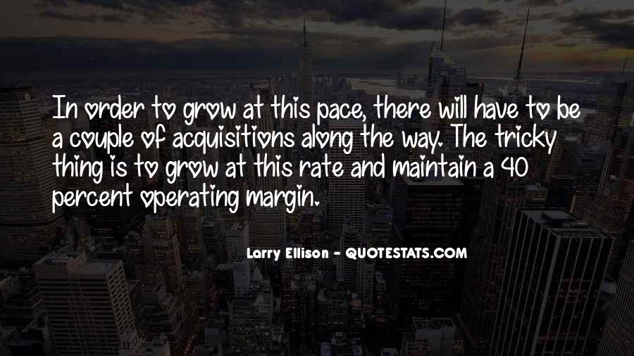 Quotes About Larry Ellison #1296239