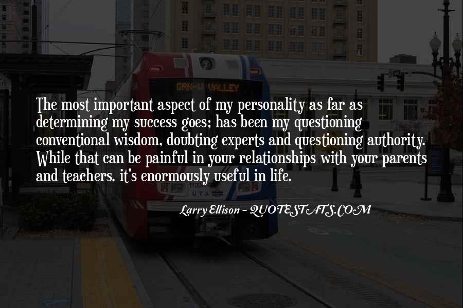 Quotes About Larry Ellison #134583