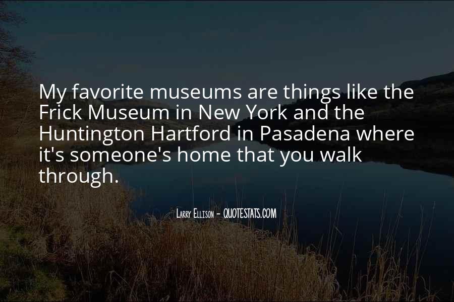 Quotes About Larry Ellison #1374449
