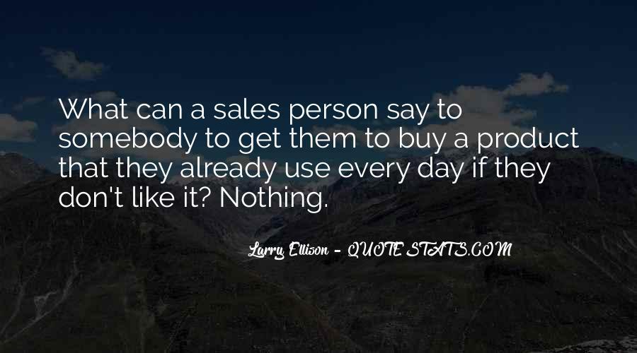 Quotes About Larry Ellison #1393505