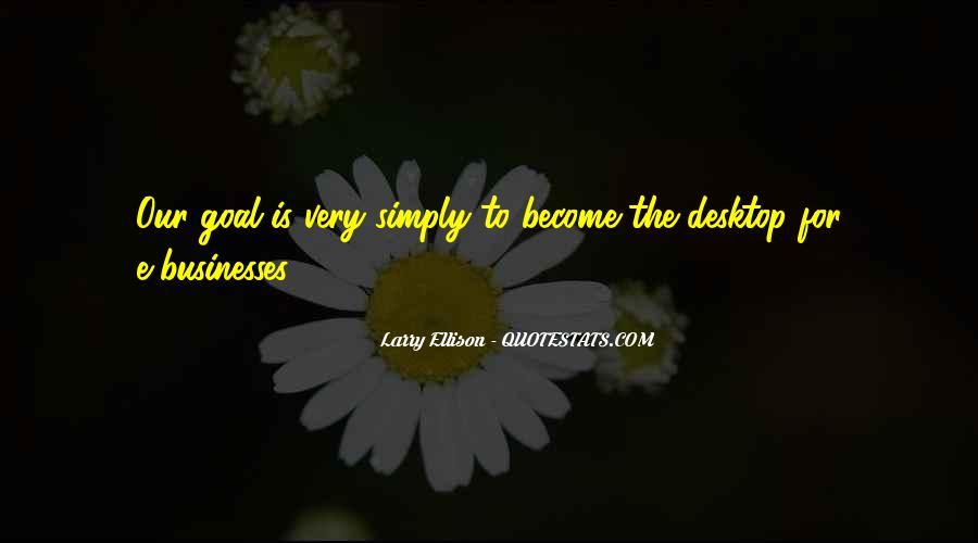 Quotes About Larry Ellison #1427452
