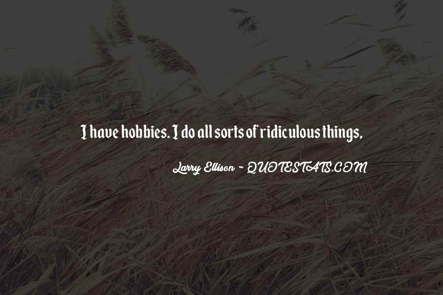 Quotes About Larry Ellison #1694049
