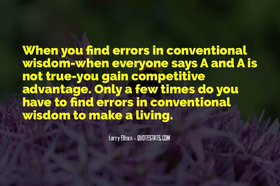 Quotes About Larry Ellison #179738