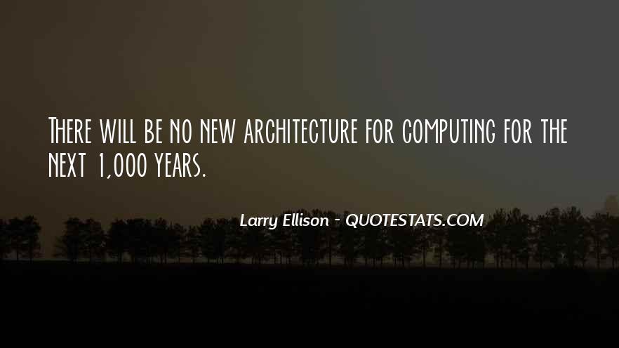 Quotes About Larry Ellison #377517