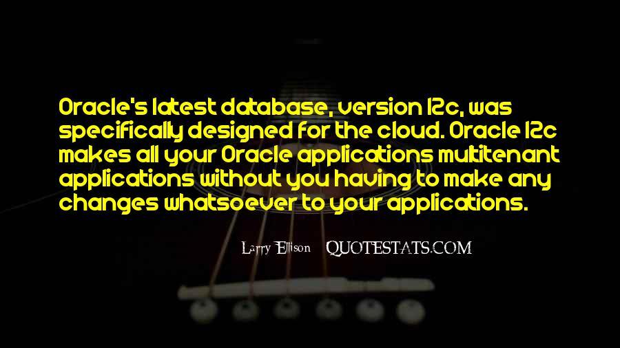 Quotes About Larry Ellison #387796