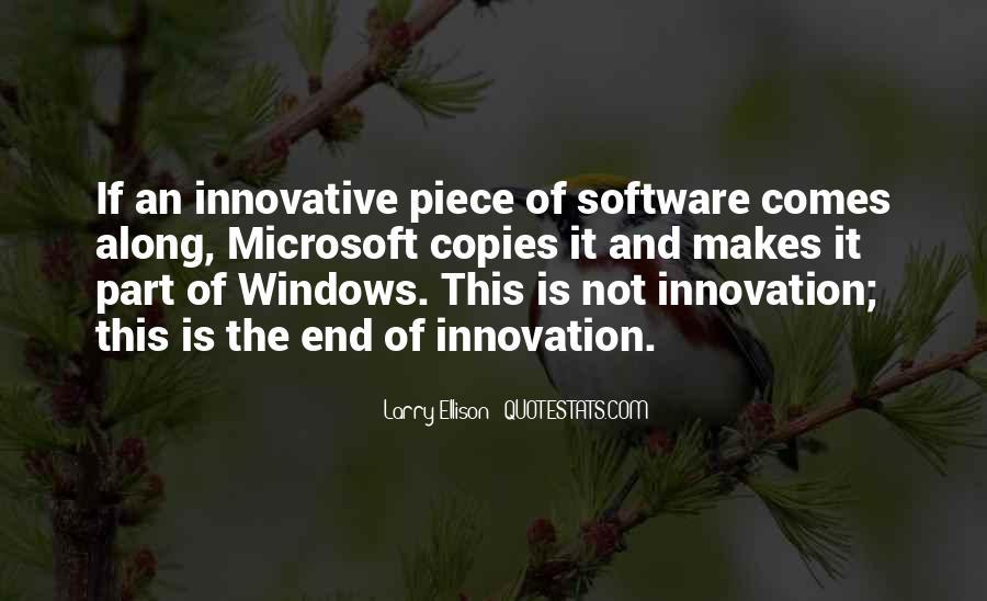 Quotes About Larry Ellison #388421