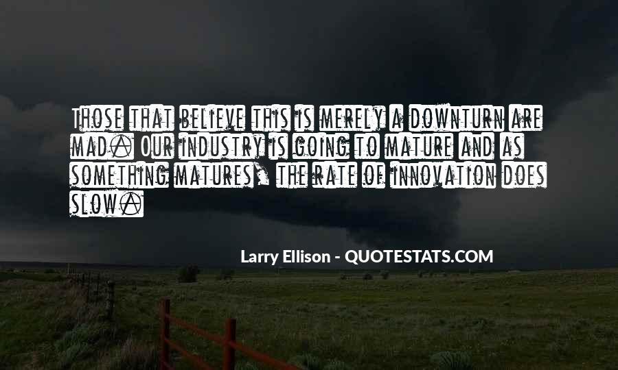 Quotes About Larry Ellison #444851