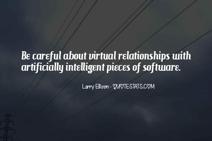 Quotes About Larry Ellison #449427