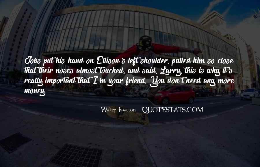 Quotes About Larry Ellison #549241