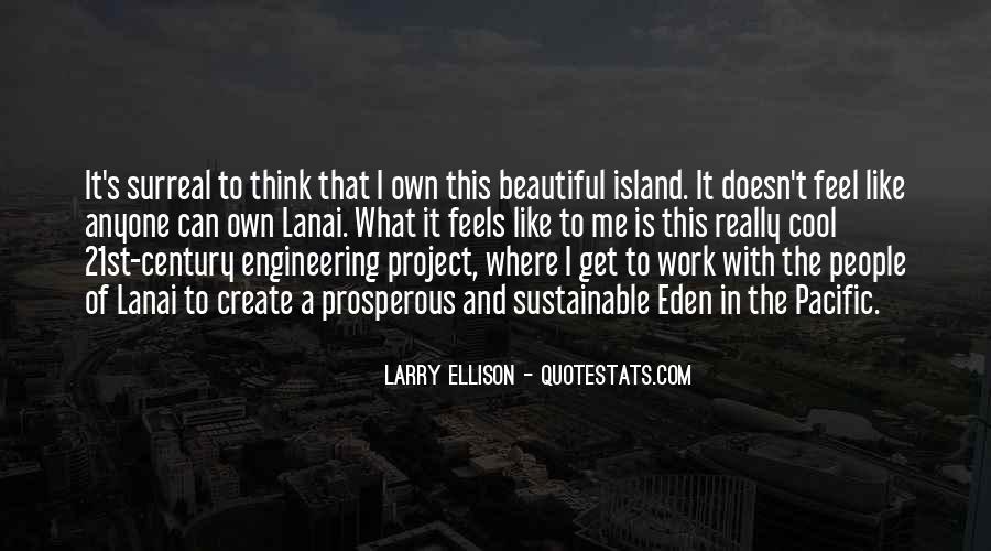Quotes About Larry Ellison #618563