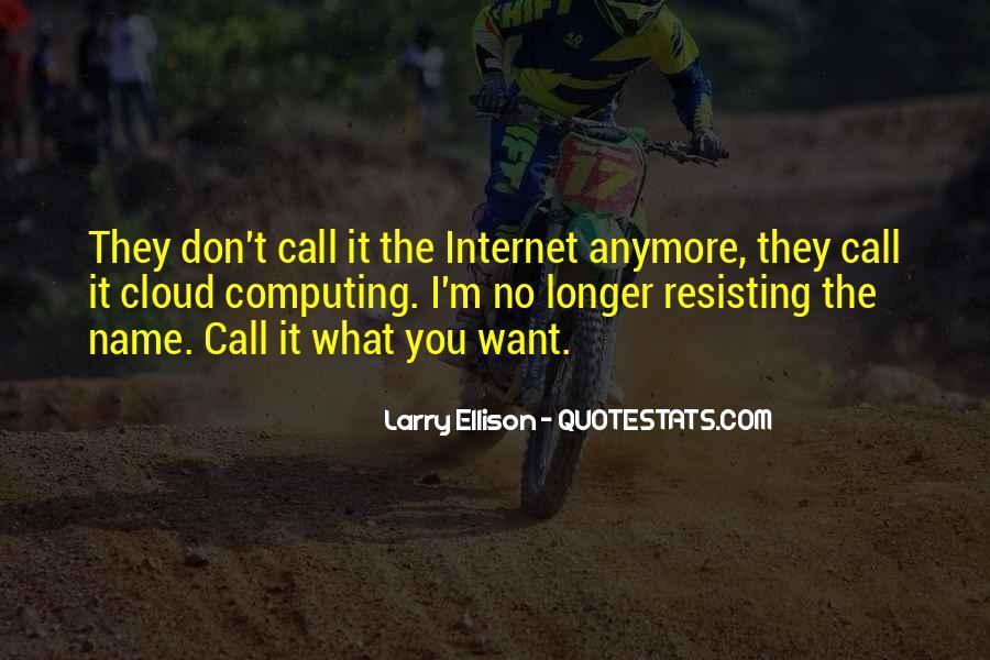 Quotes About Larry Ellison #619918