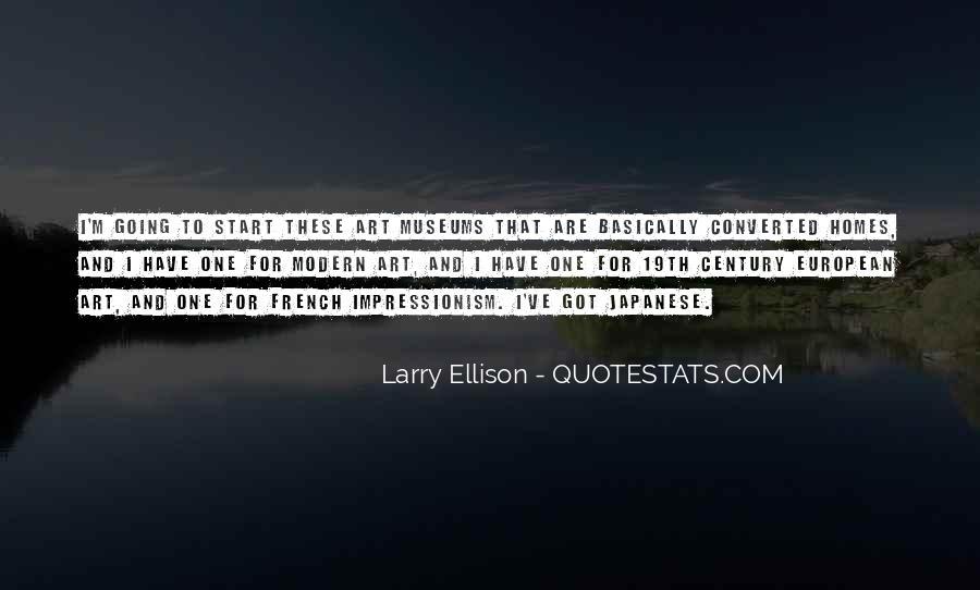 Quotes About Larry Ellison #70471