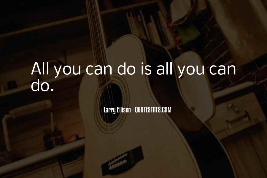 Quotes About Larry Ellison #742185