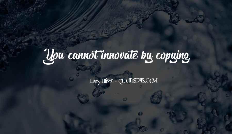 Quotes About Larry Ellison #82839