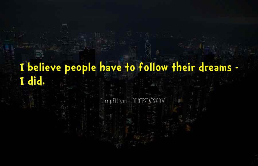 Quotes About Larry Ellison #854244