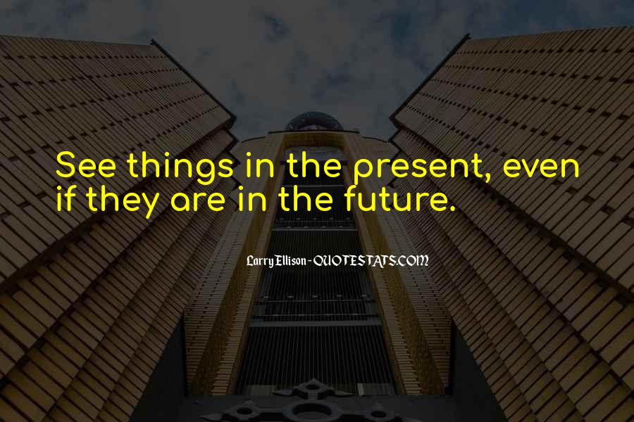 Quotes About Larry Ellison #873628