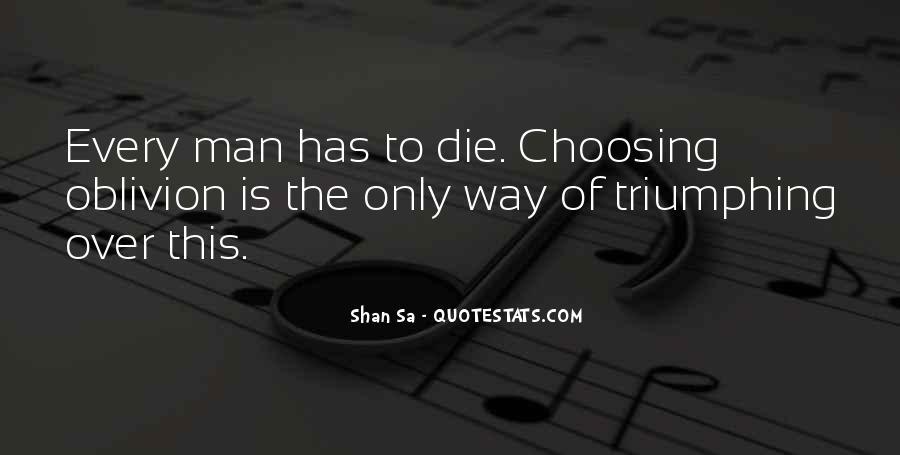 Shan Cai Quotes #209097